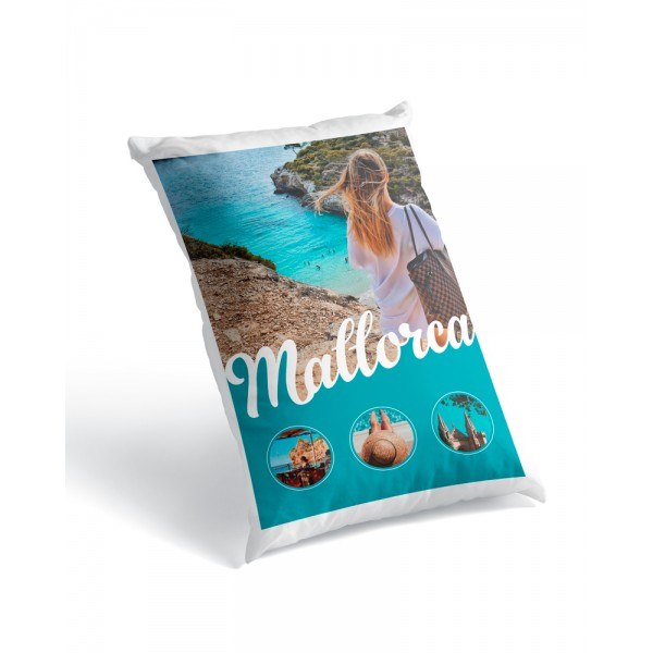 "Sitzsack personalisierbar: ""Mallorca""personalisiert"