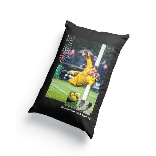 """Sitzsack personalisierbar: """"Fußball""""personalisiert"""